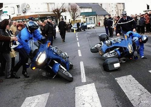 Humour du jour blagues photos vid os diaporamas for Police tours