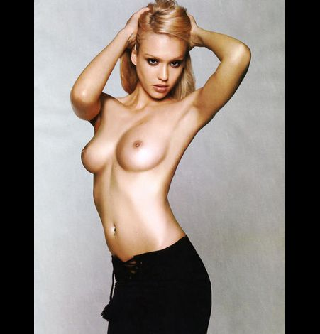 Real jessica alba naked images topic