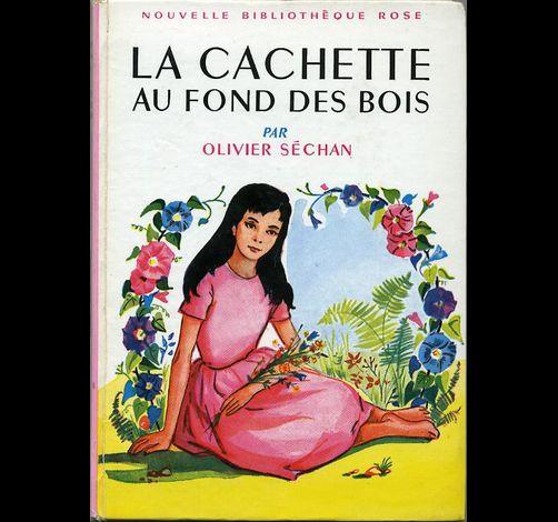 Les LIVRES de la Bibliothèque ROSE - Page 3 La-cachette-au-fond-des-bois