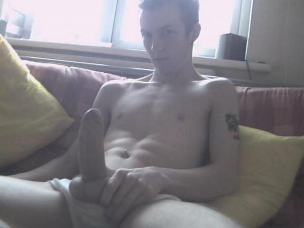 exhib webcam cul mec poilu