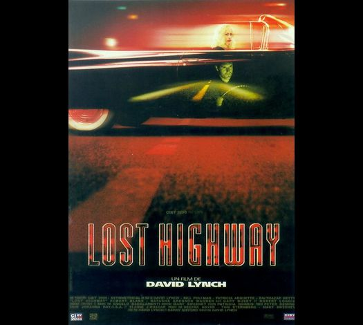 Lost Highway (Affiche France)