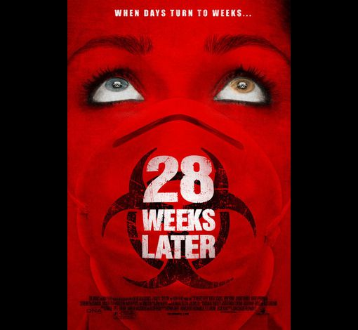 28 Weeks later (Affiche UK)