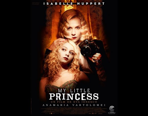 My Little Princess (Affiche France)