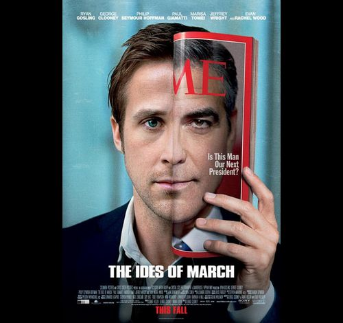 The Ides of March (Affiche US)