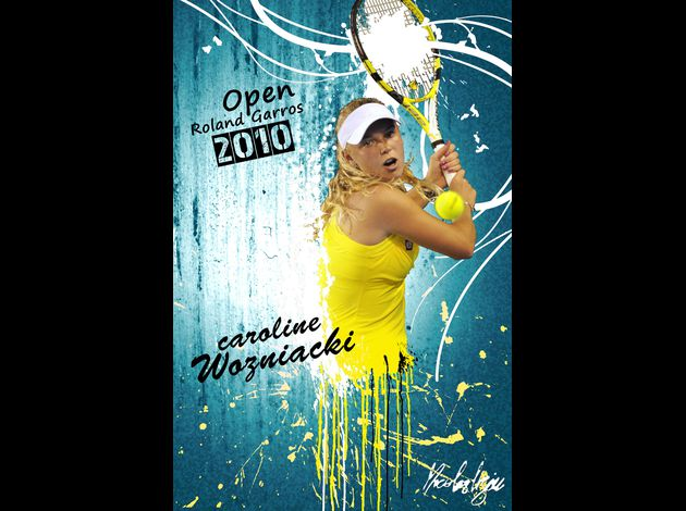 Affiche-Caroline-Wozniacki-RG2010