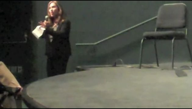 Madonna DSS screening 25 years 001 Susan Seidelman intro