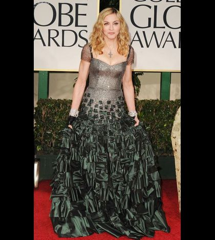 Madonna 2012 Golden Globe Awards 06 red carpet photocall