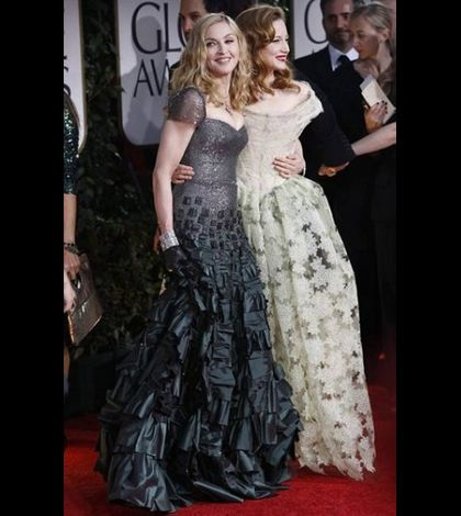 Madonna 2012 Golden Globe Awards 09 red carpet photocall