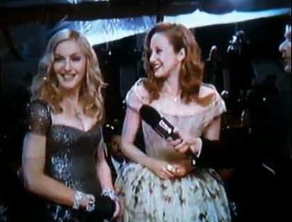 Madonna 2012 Golden Globe Awards 20 interview RyanSeacrest