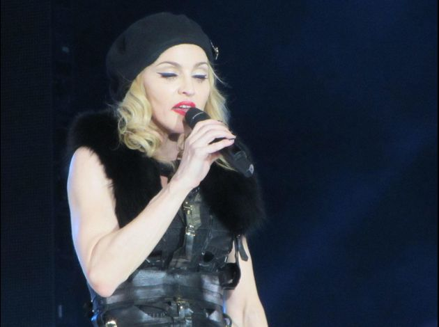 Madonna MDNA Tour 20120704 Gothenburg Sweden UCE 093