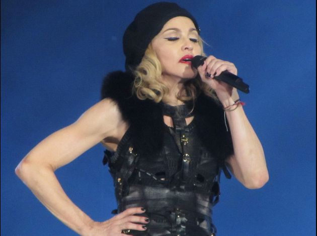 Madonna MDNA Tour 20120704 Gothenburg Sweden UCE 094