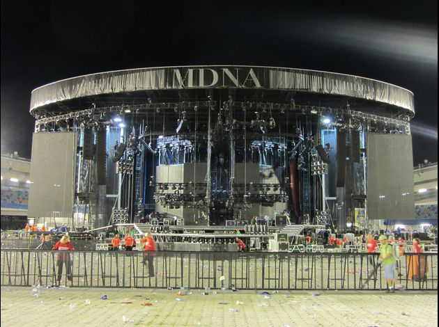 Madonna MDNA Tour 20120704 Gothenburg Sweden UCE 189