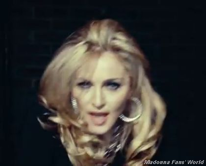 Madonna Give Me All Your Luvin' video 12