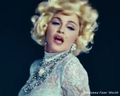 Madonna Give Me All Your Luvin' video 21