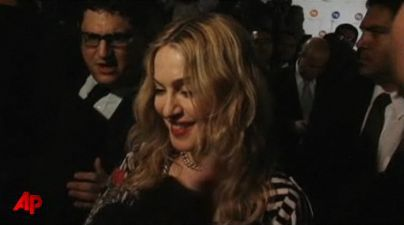 Madonna opens Hard Candy gym 10