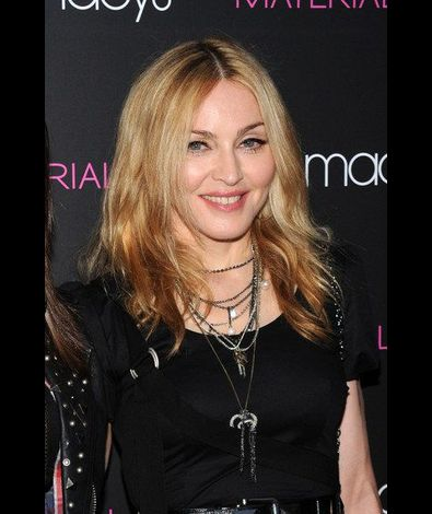 Madonna Material Girl launch party Macy's NY 20100922 048