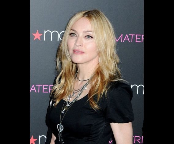 Madonna Material Girl launch party Macy's NY 20100922 087
