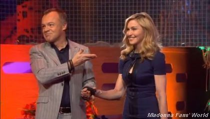 Madonna The Graham Norton Show BBC One 20120113 10