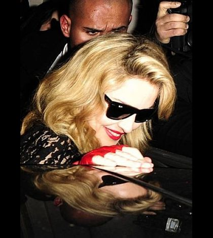Madonna WE UK premiere London 20120112 after-party 1