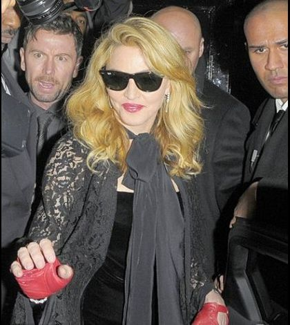 Madonna WE UK premiere London 20120112 after-party 2