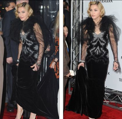 Madonna WE US premiere New York 20120123 19