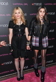 Madonna Material Girl launch party Macy's NY 20100922 003