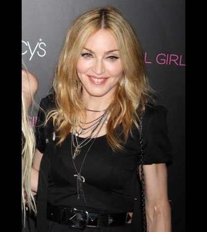 Madonna Material Girl launch party Macy's NY 20100922 069