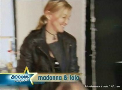 Taylor Momsen Madonna Lourdes MG photo shoot backstage 04