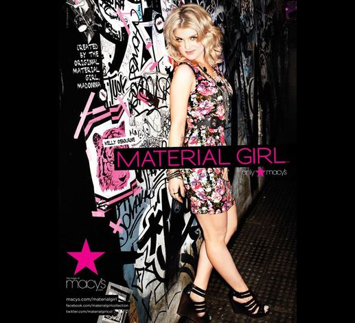 Madonna Material Girl Spring Collection 2011 03