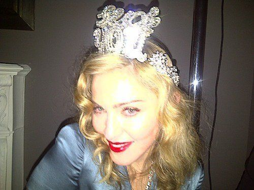 Madonna Met Gala 2011 NY 20110502 102