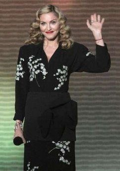 Madonna at Oprah Winfrey Final Show 20110517 01