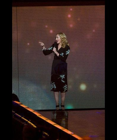 Madonna at Oprah Winfrey Final Show 20110517 08