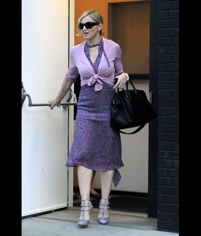 Madonna in New York 20110512 07
