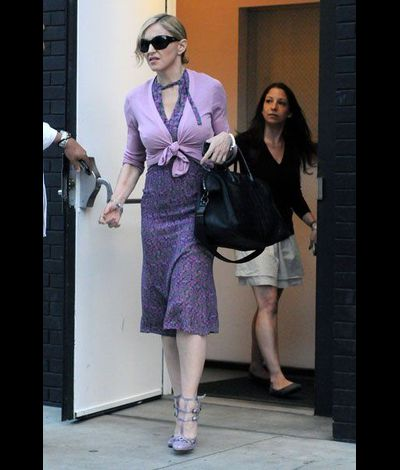 Madonna in New York 20110512 11