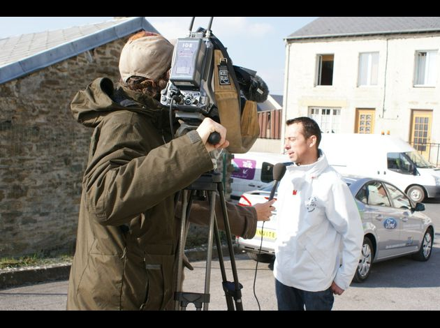 E2 006 GABRIEL Frederic Interview FRANCE 3