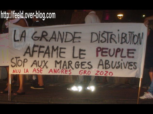 La Grande Distribution affame le peuple