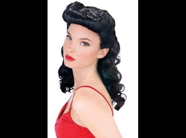 Burlesque pin up cake ideas and designs - Pin up coiffure ...