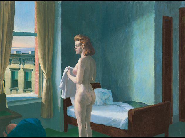 EdwardHopper morning