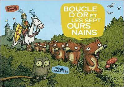 Boucle d'or et les 7 ours nains