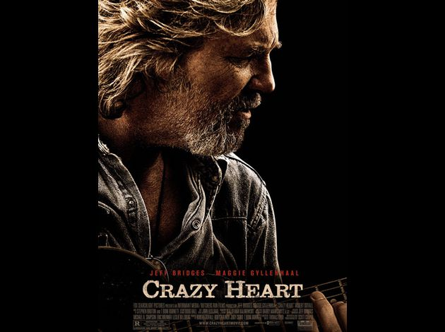 Ectac.Crazy Heart Affiche du film de Scott Cooper.03