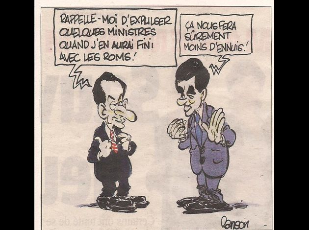 Ectac.Le remaniement de Nicolas Sarkozy.03