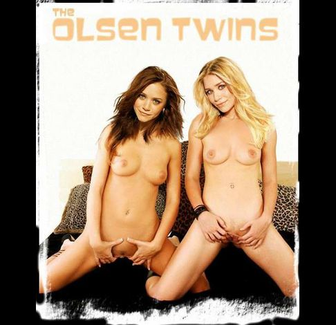 hot olsen twins naked angels