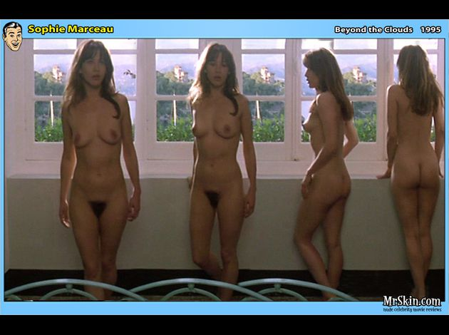 sophie marceau nue