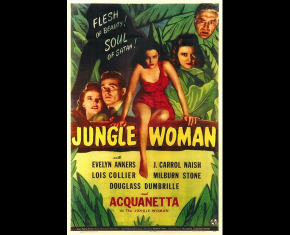 Série Z-womanjungle