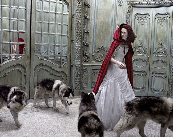 Eugenio Recuenco vogue bride spain 2