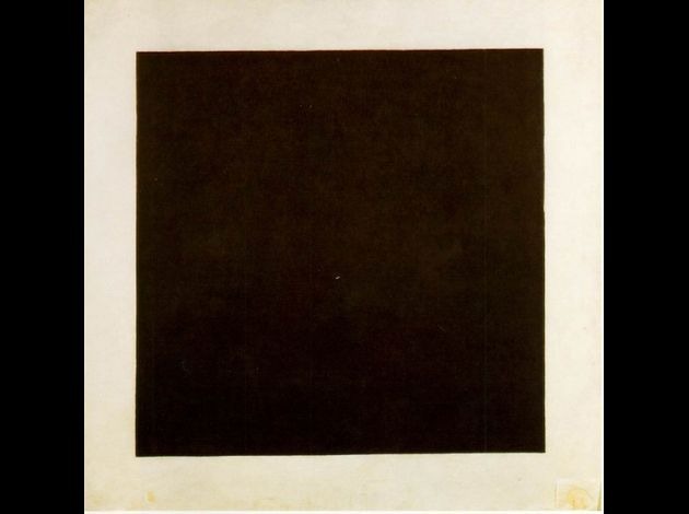 Kazimir Malevich, black carre