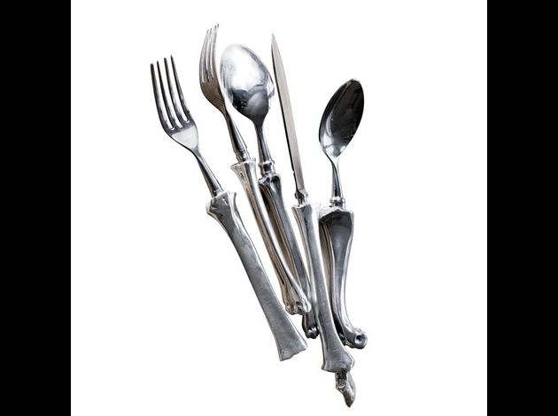 Bone Cutlery by John Gerrard