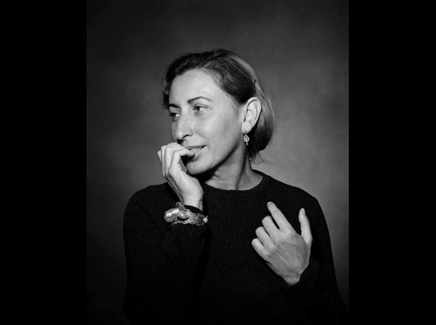 Impossible Conversations-Miuccia Prada by Guido Harari, 199