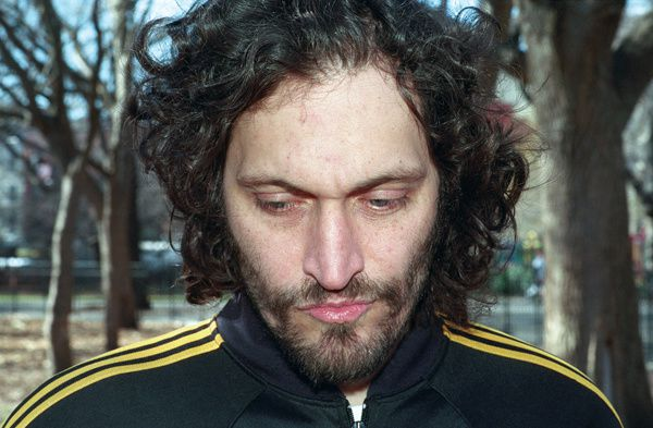 Vincent Gallo par Richard Kern