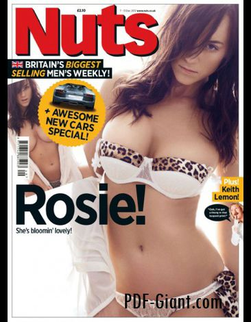 Nuts UK 20121207